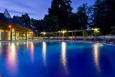 4-star spa and wellness hotel in Heviz - Health Spa Resort Heviz - outdoor pool - medical treatments in Heviz