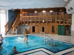 Hotel Aqua Kistelek - experience pool in the Thermal bath of Kistelek