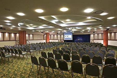 Danubius Health Spa Resort Margitsziget - conference hall in Margaret Island Budapest