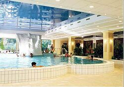 Thermal water Budapest - Thermal hotel Margitsziget - Margaret Island Thermal hotel Budapest