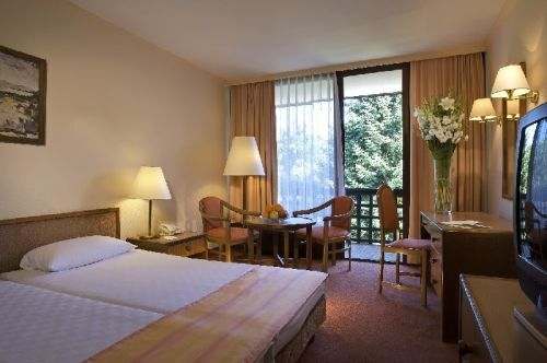 4-star thermal hotel in Sarvar - double room - Danubius Health Spa Resort Sarvar - wellness weekend in Sarvar